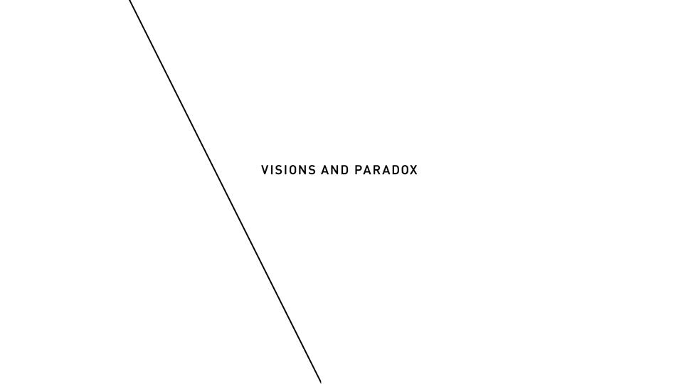 VISIONS AND PARADOX